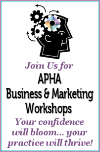 APHA Business and Marketing Workshops - link here